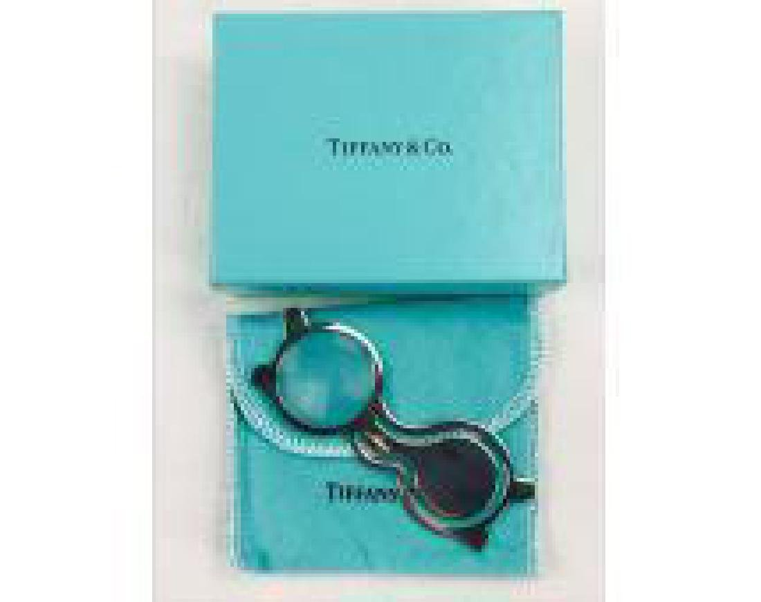 Vintage Tiffany & Co. Sterling Book Mark Magnifier