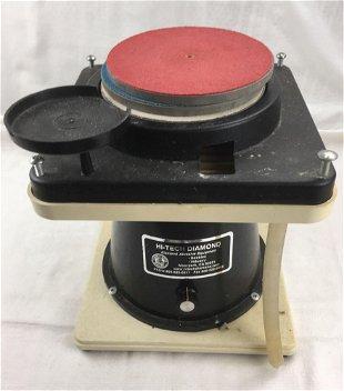 High Tech All-U-Need Flat Lap Grinding Machine - Jul 03