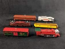 Lionel Trains Hallmark Christmas Collectible Ornaments