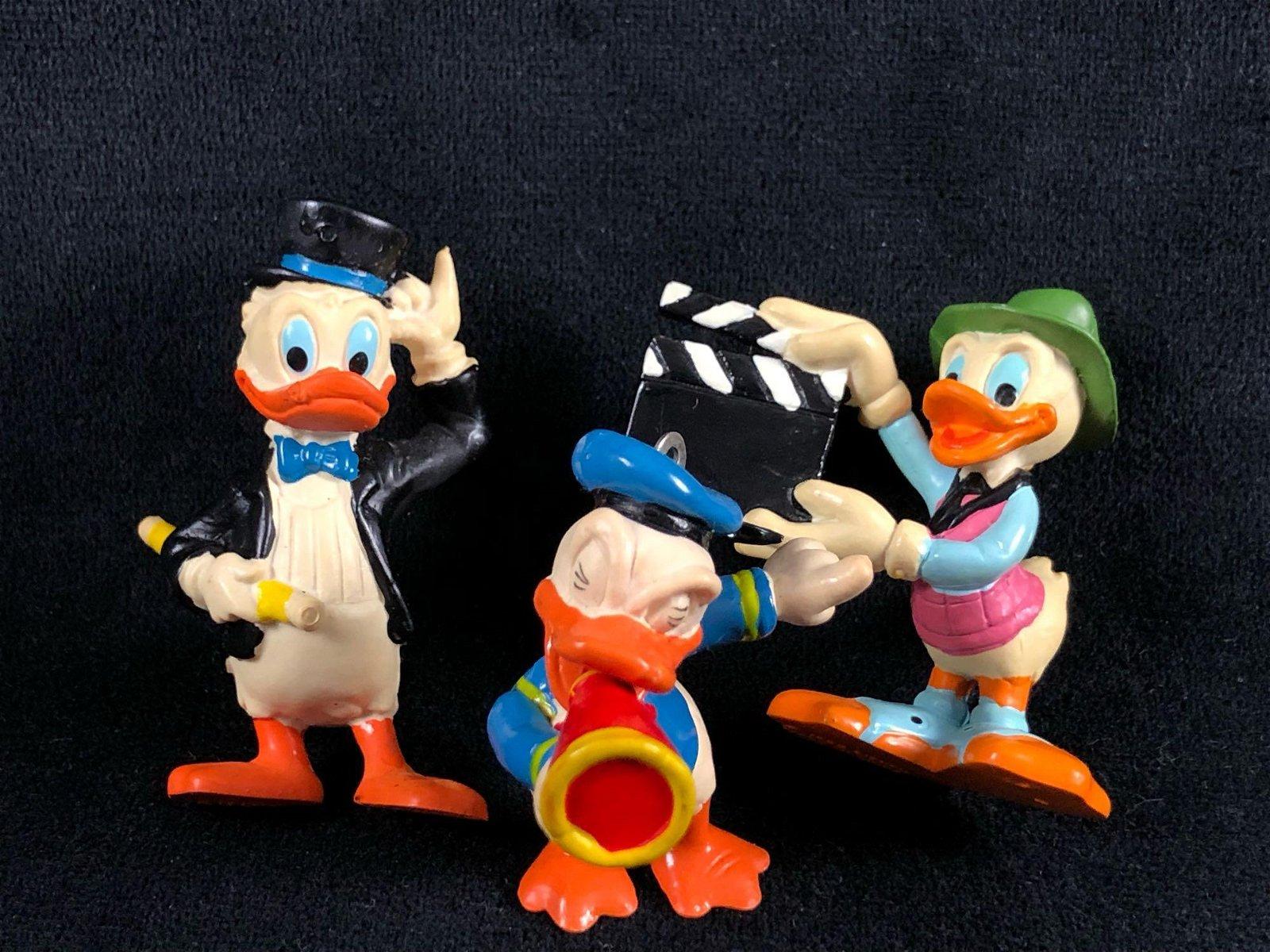 Lot of 3 Vintage Donald Duck Lights Camera Action Film