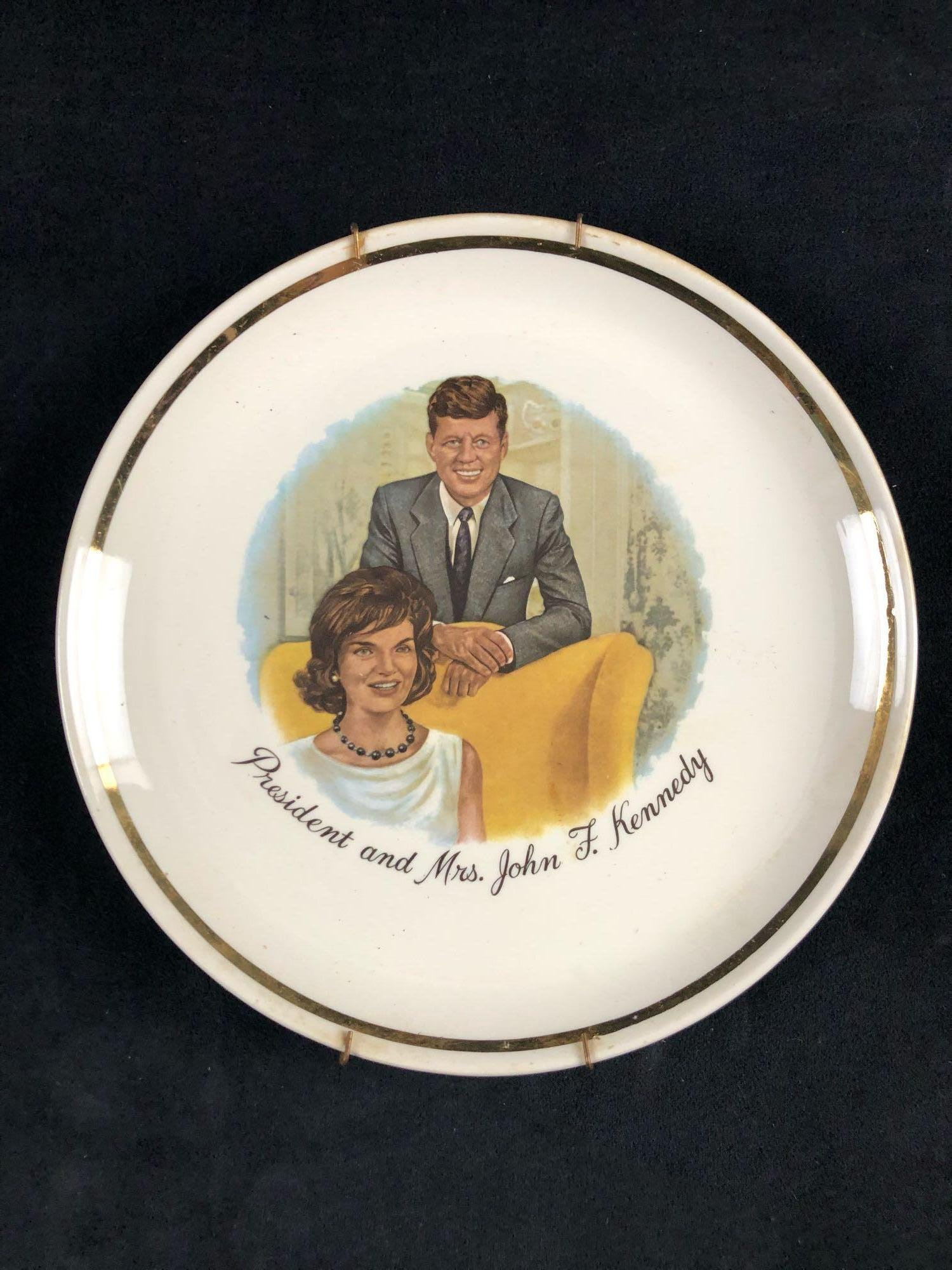 President John F Kennedy Jackie Onassis Collector