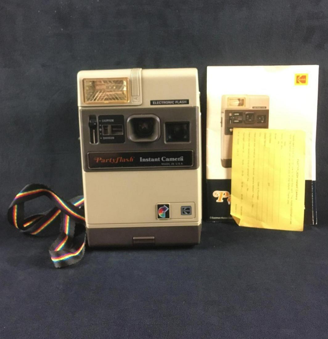 Kodak Partyflash Instant Camera