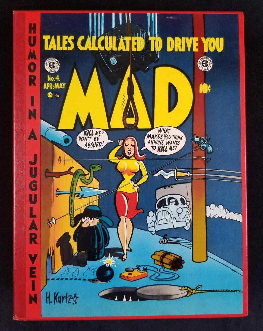 Tales Calculated to Drive You MAD Complete Book Series
