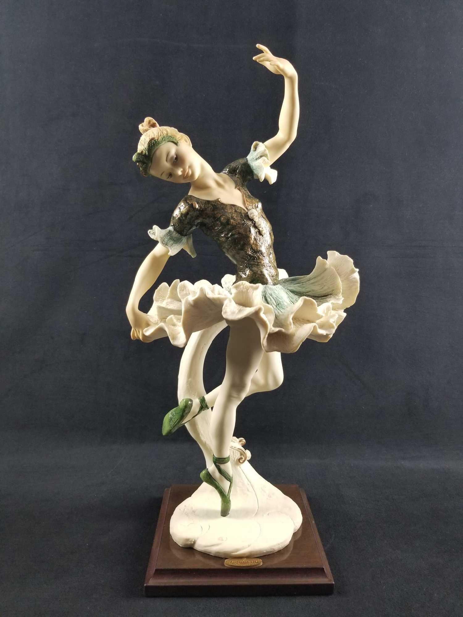 Vintage 1973 Armani Florence Giuseppe Figurine