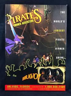 Vintage Pirates Dinner Adventure Dinner Show Orlando