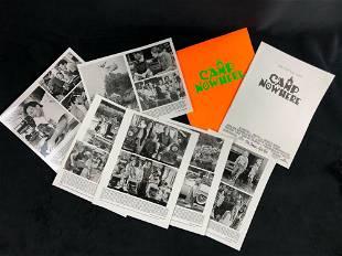Camp Nowhere Original Press Kit Promotion Photo Stills