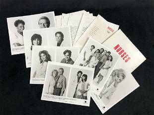 Nurses Original Press Kit Promotion Photo Stills Linda