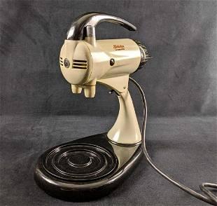 Vintage Sunbeam Mixmaster 1950S 10 speed Mixer