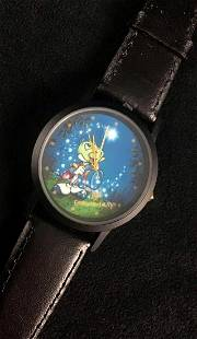 Walt Disney Pinocchio Jiminy Cricket Think