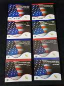 2015 2016 2017 2018 United States Mint Uncirculated