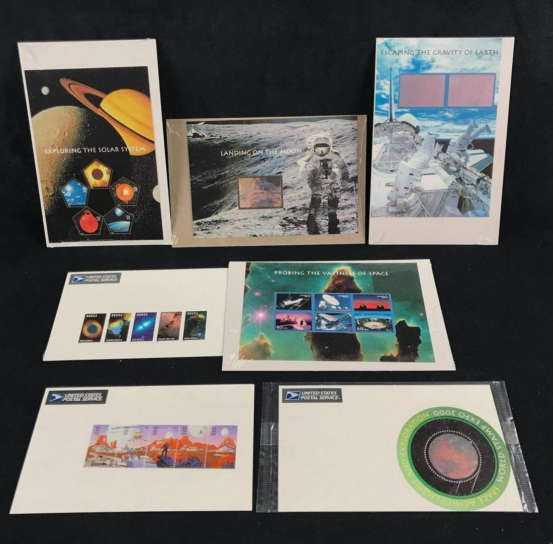 Collection of United States Postal Service Space