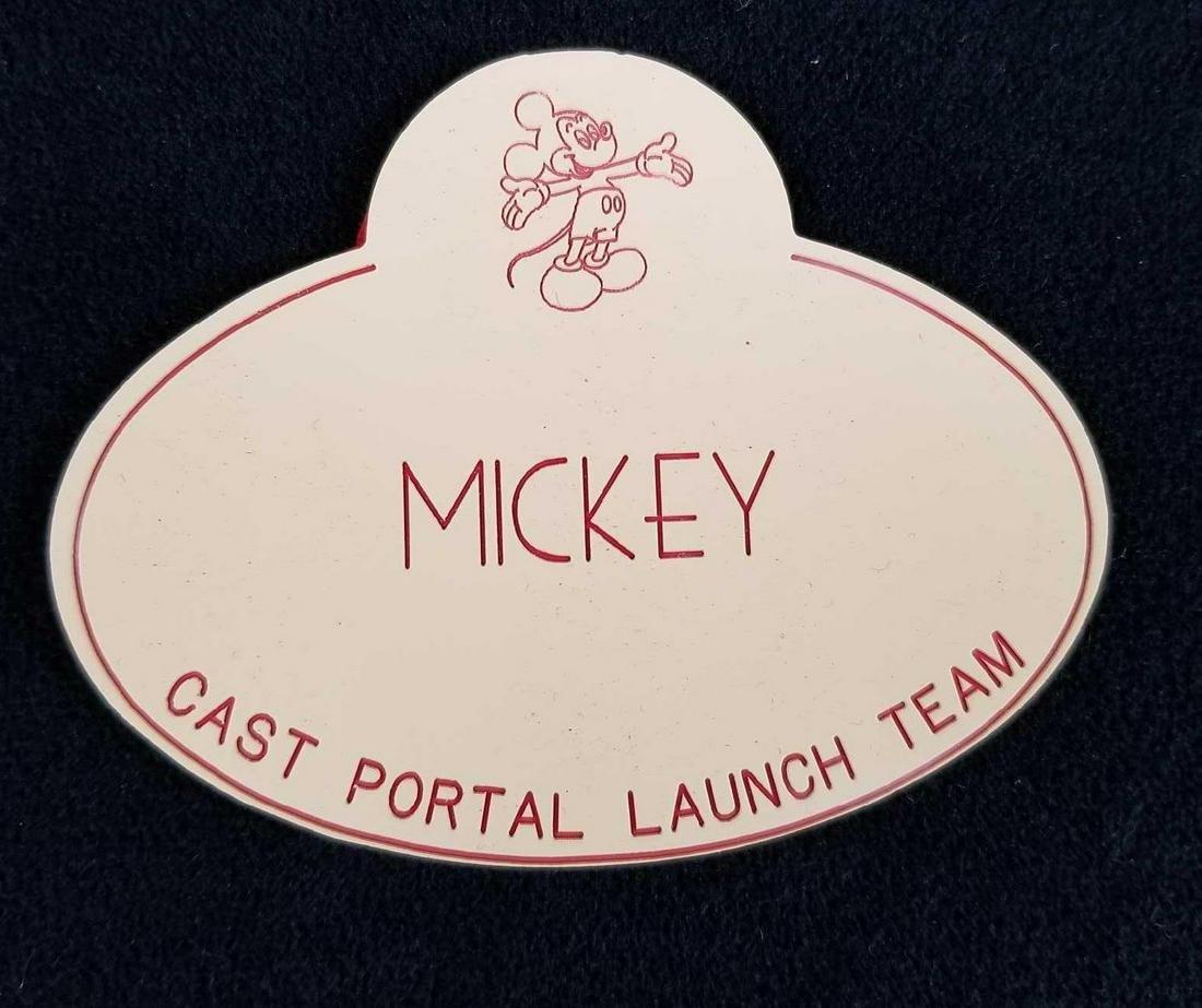 Walt Disney World Vintage Circa 1900s Mickey Cast