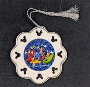 Lot of 16 Disney Park 2009 Character Christmas Ornament