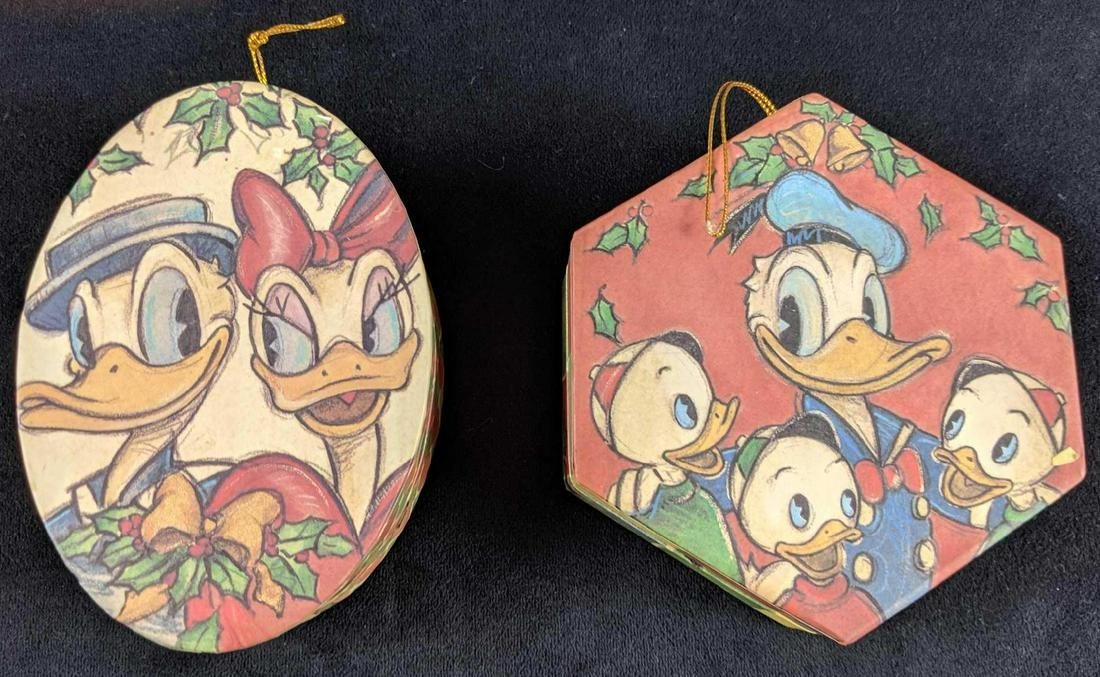 Disney Donald Duck Gift Boxes By Michel And Co