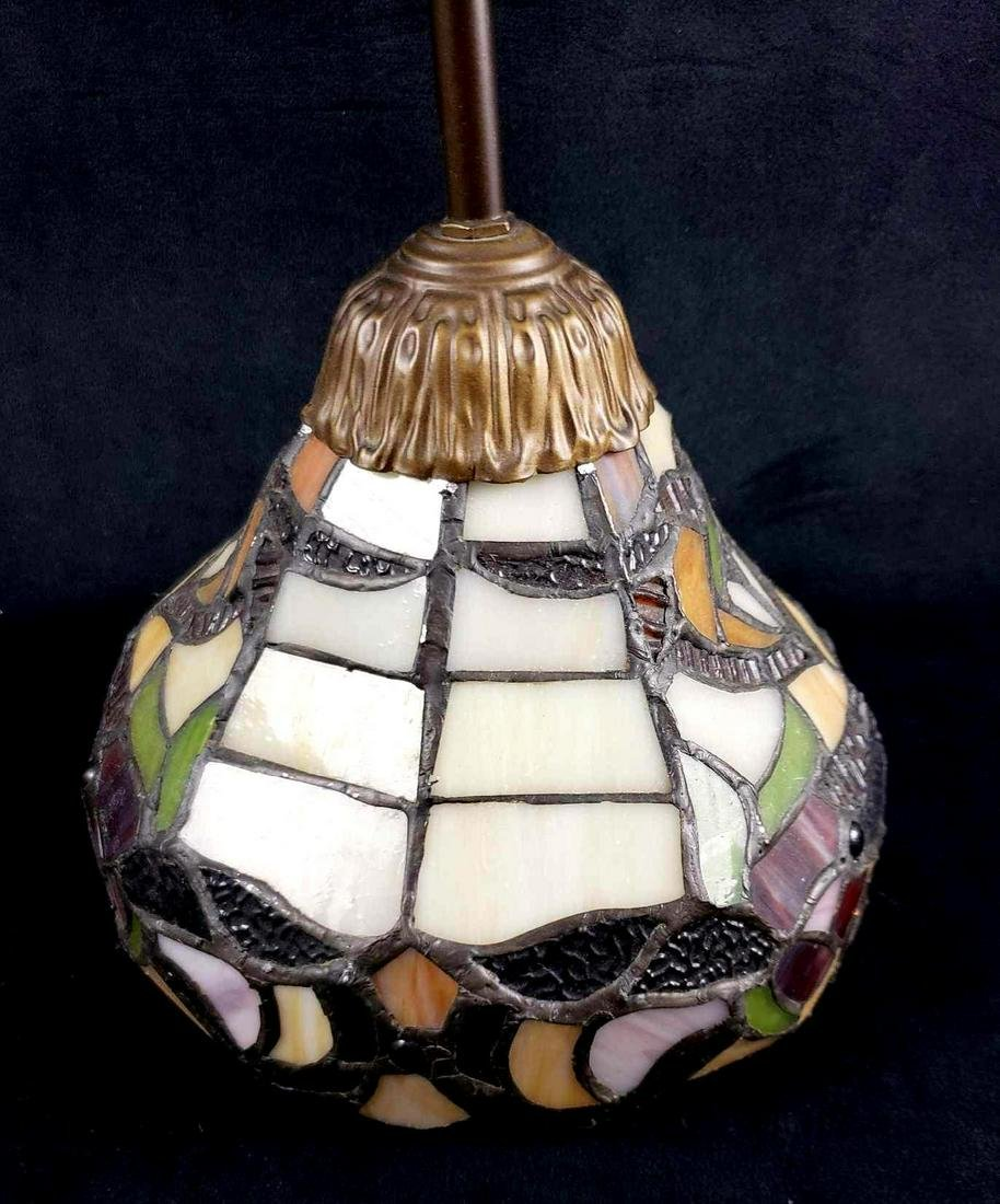 Tiffany Style Stained Glass Pendant Hanging Light