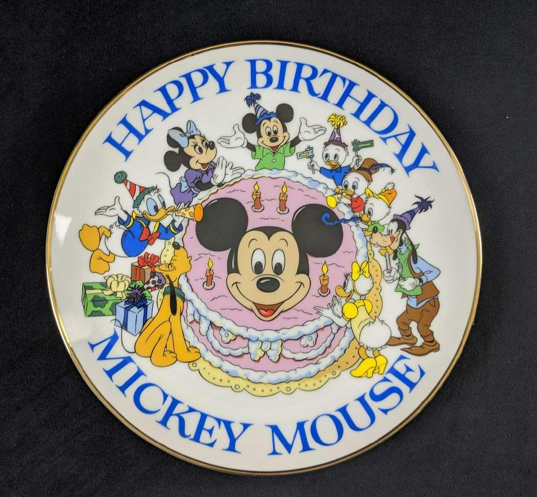 Mickey Mouse 50th Birthday Special Edition Collector's