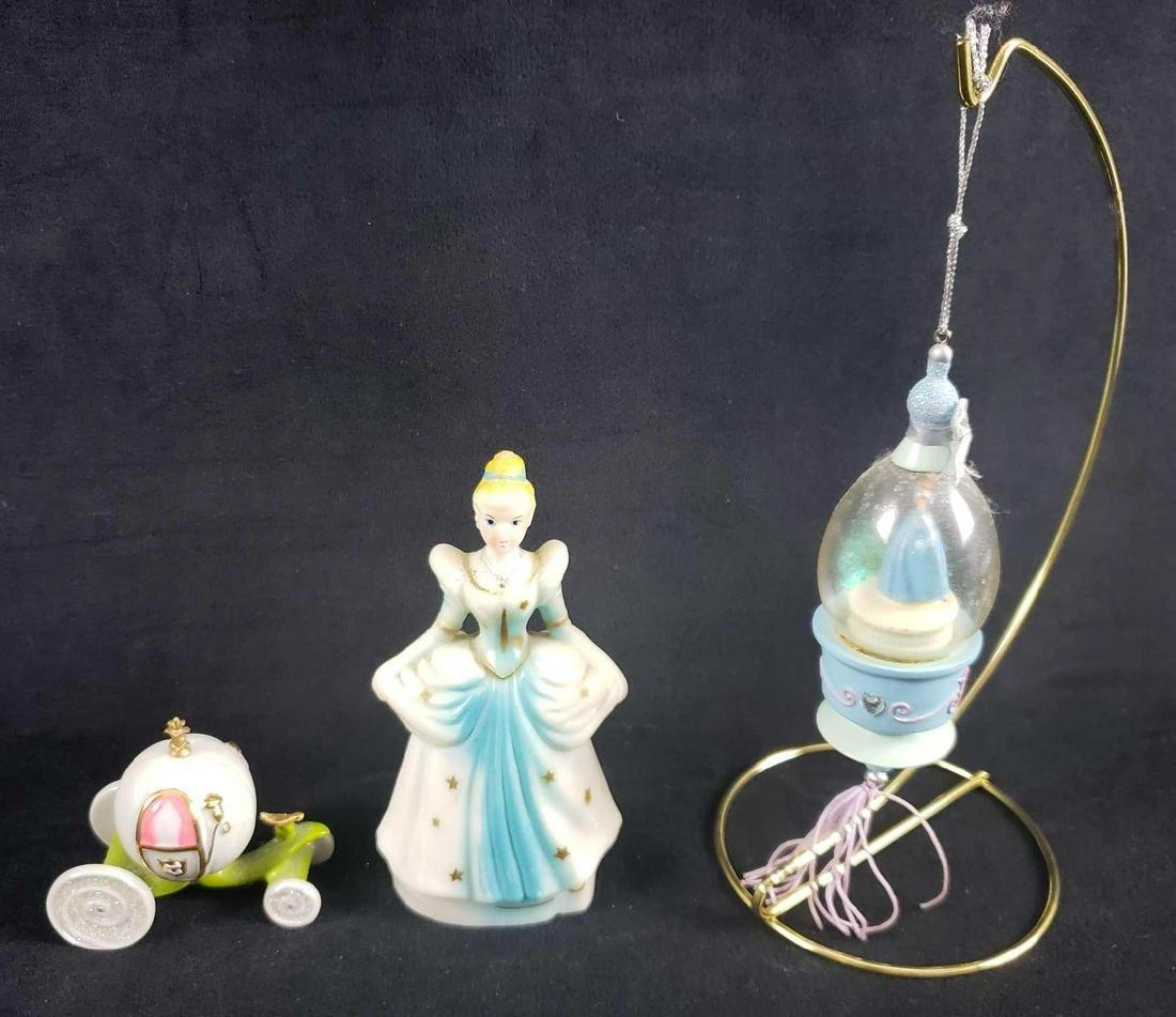 Vintage Disney Cinderella Decorative Items