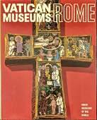 Vatican Museums Rome Hardcover Art