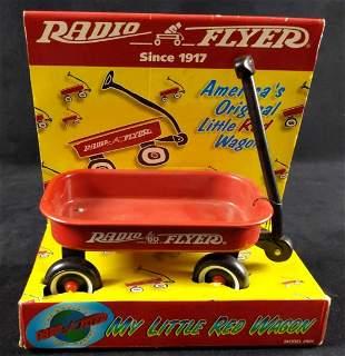 Radio Flyer Mini My Little Red Wagon Model 901