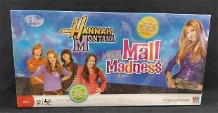 Disney Hannah Montana Mall Madness Board Game