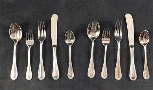 2 Sets Supreme Cutlery Stainless Steel Silverware B