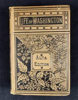Antique Life Of George Washington Alta Edition