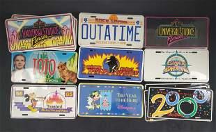 13 Pop Culture Disney Wizard Of Oz Novelity Plates C