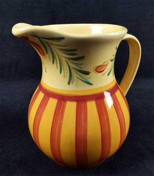 48 Oz Sienaby Pitcher By Gail Pittman