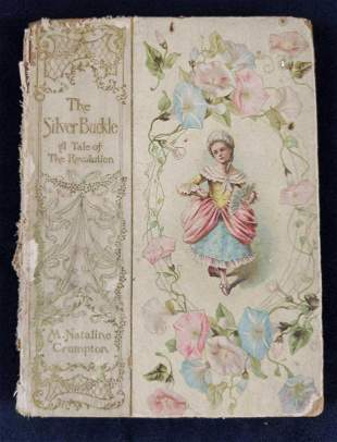 Antique The Silver Buckle By Nataline Crampton