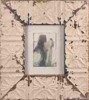 Framed Jana Epstein LE Photo Art Nude X1