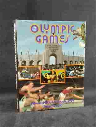 The Olympic Games, Athens 1896 to Los Angeles 1984 by