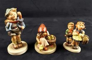 Vintage Goebel Hummel Figurines Lot Of Three