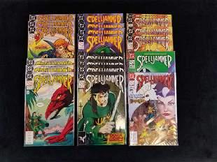 Spelljammer Comics Lot A