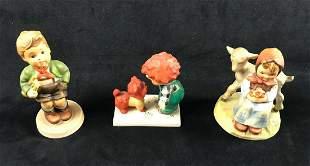 Hummel Figurines Trumpet Boy Atta Boy Good Friends