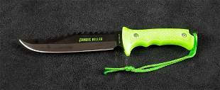 Apocalypse Zombie Killer Hunter Bowie Knife