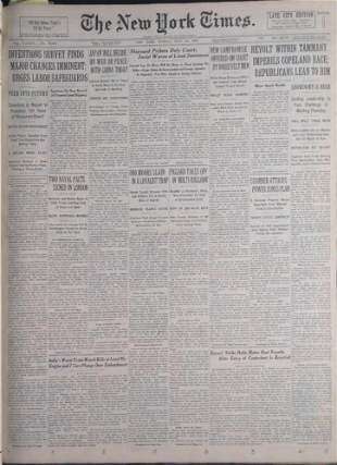 Vintage Bound New York Times Newspaper July 16 To 31