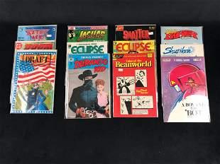 Vintage Comic Book Assortment