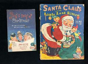 Santa Claus And The Little Lost Kitten 1952