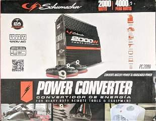Schumacher PC 2000 2000W Power Converter