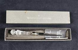 Waterford Crystal Letter Opener In Box