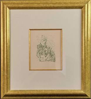 "Salvador Dali ""El Cid"" Surrealist Jousting Figure"