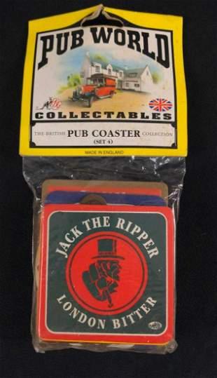 Classic Pub World Twenty Five Different Coasters Set 4