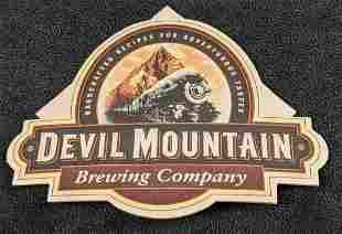 25 Rare Devil Mountain Brewing Company Coasters