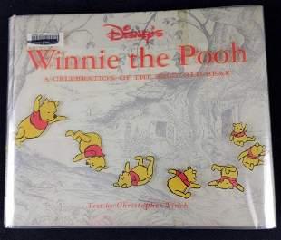 Disney Winnie The Pooh Celebration Hardcover