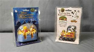 Disney Die Cast Metal Vehicles Mickey Winnie The Pooh