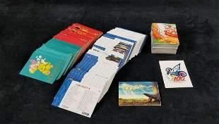 Disney Snow White Lion King Trading Cards