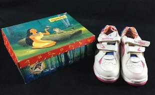 Vintage Circa 1995 Disneys Pocahontas Size 11 Girls