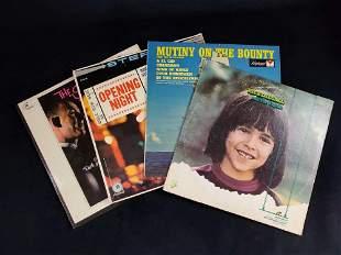 Classic Vinyl LP Lot Of Four