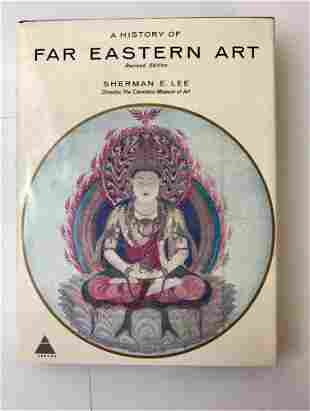 A History Of Far Eastern Art 1973 Revised Edition
