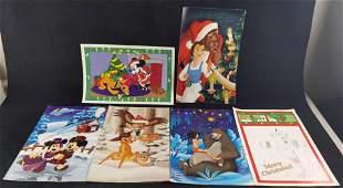 Six Disney Christmas Eyes And Ears Magazines